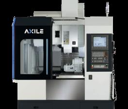 AXILE - 5 AXES FOR GRAPHITE