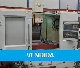 VERTICAL MACHINING CENTER - MVP - 10A