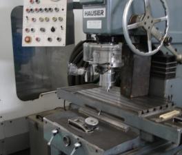 JIG GRINDING MACHINE - HAUSER