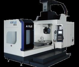 AXILE - 5 AXES DOUBLE COLUMN